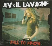 Cover Avril Lavigne - Fall To Pieces
