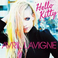 Cover Avril Lavigne - Hello Kitty