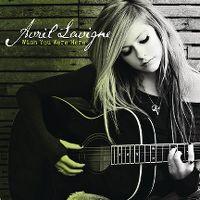 Cover Avril Lavigne - Wish You Were Here
