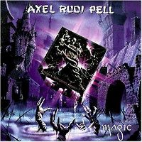 Cover Axel Rudi Pell - Magic