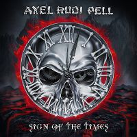 Cover Axel Rudi Pell - Sign Of The Times