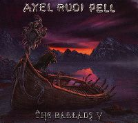 Cover Axel Rudi Pell - The Ballads V