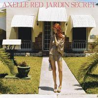 Cover Axelle Red - Jardin secret