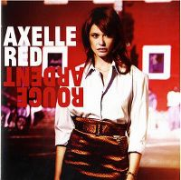 Cover Axelle Red - Rouge ardent
