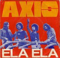 Cover Axis - Ela ela