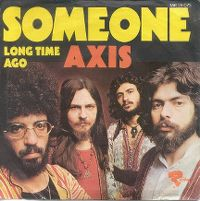 Cover Axis - Someone