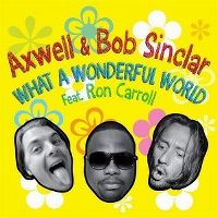 Cover Axwell & Bob Sinclar feat. Ron Carroll - What A Wonderful World