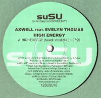 Cover Axwell feat. Evelyn Thomas - High Energy