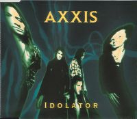 Cover Axxis - Idolator