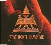 Cover Axxis - Stay Don't Leave Me
