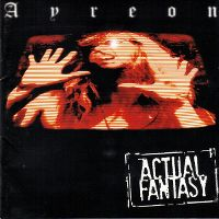 Cover Ayreon - Actual Fantasy
