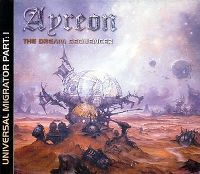 Cover Ayreon - Universal Migrator Part: 1 - The Dream Sequencer