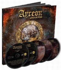 Cover Ayreon - Universe - Best Of Ayreon Live