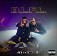 Cover Azet x Capital Bra - B.L.F.L.
