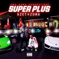 Cover Azet & Zuna - Super Plus