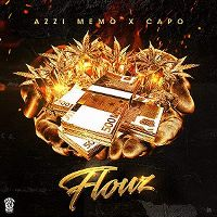 Cover Azzi Memo x Capo - Flouz