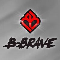 Cover B-Brave - Ik laat je los