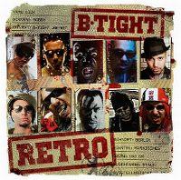 Cover B-Tight - Retro
