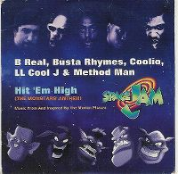 Cover B Real, Busta Rhymes, Coolio, LL Cool J & Method Man - Hit 'Em High (The Monstars' Anthem)