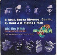 Cover B Real, Busta Rhymes, Coolio, LL Cool J & Method Man - Hit 'Em High (The Monstars' Anthem)