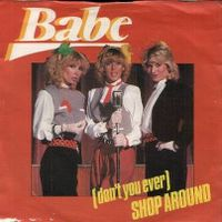 Cover Babe - (Don't You Ever) Shop Around