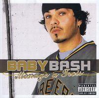 Cover Baby Bash - Mènage a trois