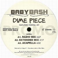 Cover Baby Bash feat. Russell Lee - Dime Piece