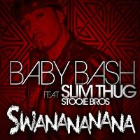 Cover Baby Bash feat. Slim Thug, Stooie Bros - Swanananana