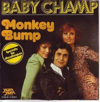Cover Baby Champ - Monkey Bump