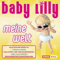 Cover Baby Lilly - Meine Welt