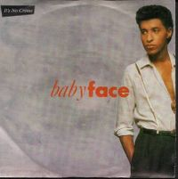 Cover Babyface - It's No Crime