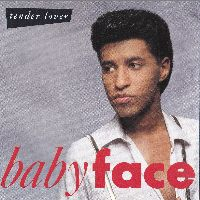 Cover Babyface - Tender Lover