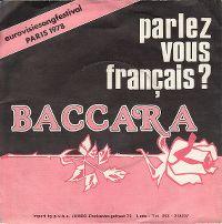 Cover Baccara - Parlez-vous français?
