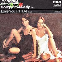 Cover Baccara - Sorry, I'm A Lady