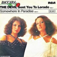 Cover Baccara - The Devil Sent You To Lorado