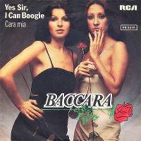 Cover Baccara - Yes Sir, I Can Boogie