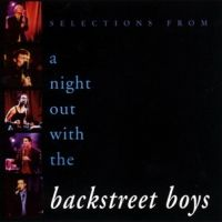 Cover Backstreet Boys - A Night Out With The Backstreet Boys