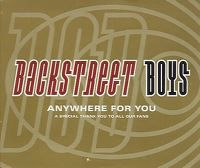 Cover Backstreet Boys - Anywhere For You