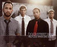 Cover Backstreet Boys - Helpless When She Smiles