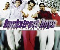 Cover Backstreet Boys - I Want It That Way