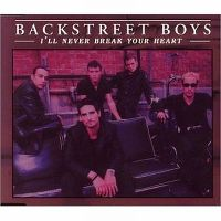 Cover Backstreet Boys - I'll Never Break Your Heart