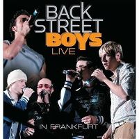 Cover Backstreet Boys - Live In Frankfurt 1997
