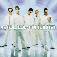 Cover Backstreet Boys - Millennium
