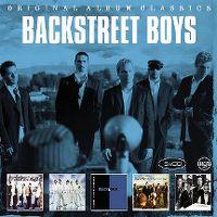 Cover Backstreet Boys - Original Album Classics
