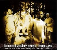 Cover Backstreet Boys - Show Me The Meaning Of Being Lonely