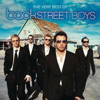 Cover Backstreet Boys - The Very Best Of The Backstreet Boys