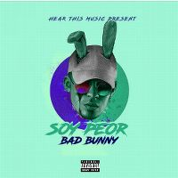 Cover Bad Bunny - Soy peor