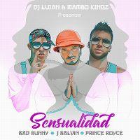 Cover Bad Bunny · J Balvin · Prince Royce feat. DJ Luian & Mambo Kingz - Sensualidad