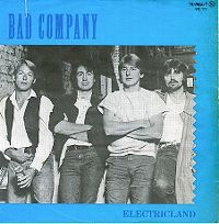 Cover Bad Company - Electricland