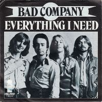 Cover Bad Company - Everything I Need